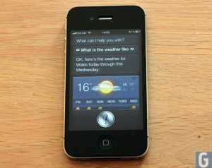Voice Of Apple's iPhone 4S UK Siri Speaks Out