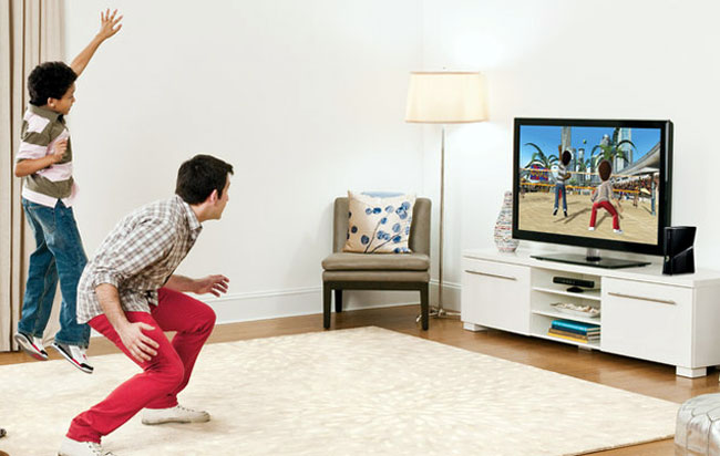 Microsoft Kinect Enabled TVs In The Works