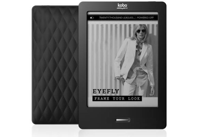 Kobo Touch With Offers $100 eReader Announced