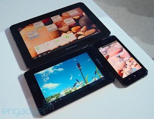 Lenovo LePad S2007 And LePad S2010 Honeycomb Tablets Announced