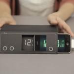 Less Cardboard Smartphone Dock