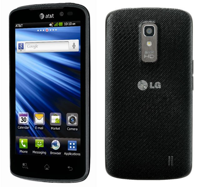 LG Nitro HD For AT&T Gets Official