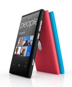 Nokia Lumia 800 Design Process, From Concept To Launch In 8 Minutes (video)