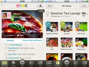 Kevin Rose's Oink App Lands On The iPhone