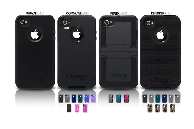otterbox iprotection case