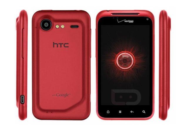 Verizon Launching Red Droid Incredible 2 November 24th