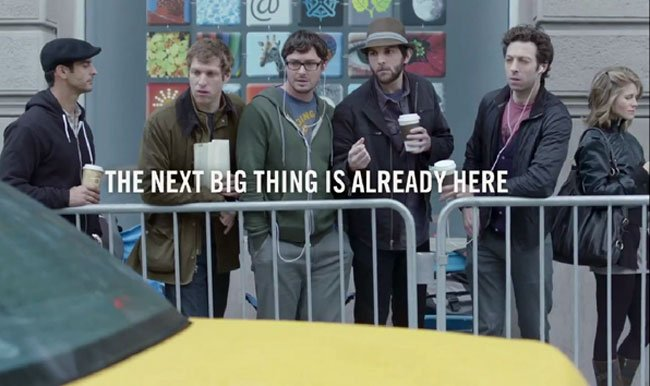Samsung's Latest Advert Has A Go At Apple Fans (Video)