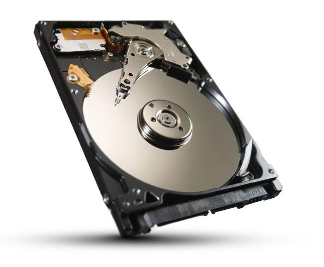 Momentus XT 750GB