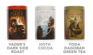 Star Wars Hot Beverages, Drink Them You Will