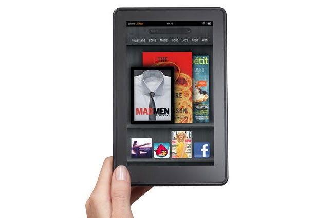 Amazon Sold Over 4 Million Kindle Devices In December