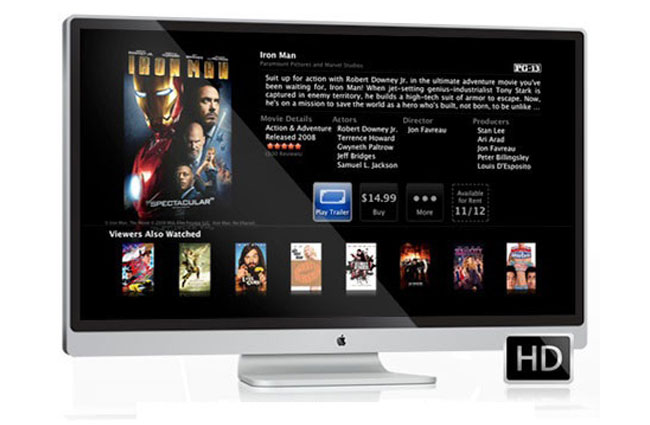 Apple's Siri Powered HDTV To Offer Custom TV Subscriptions?