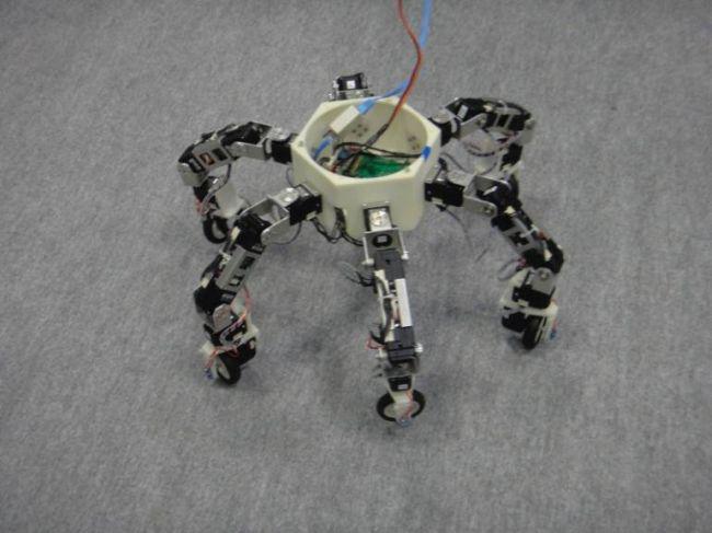 Asterisk Robot