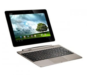 Asus Transformer Prime Tablet Starts Shipping