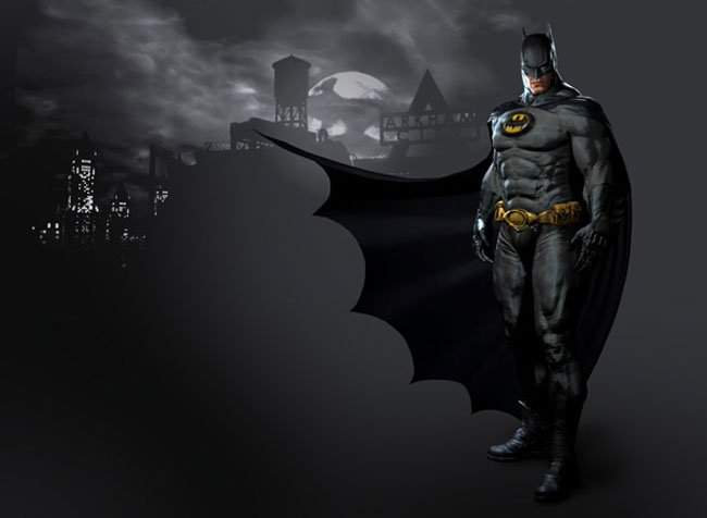 Batman Arkham City Free Skin