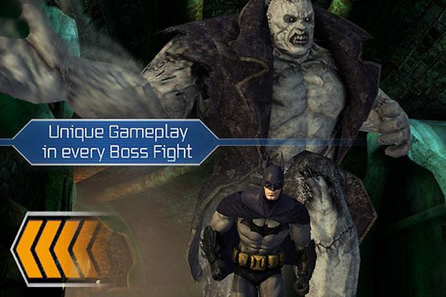 Batman Arkham City Lockdow