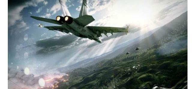 Battlefield 3 Aircraft