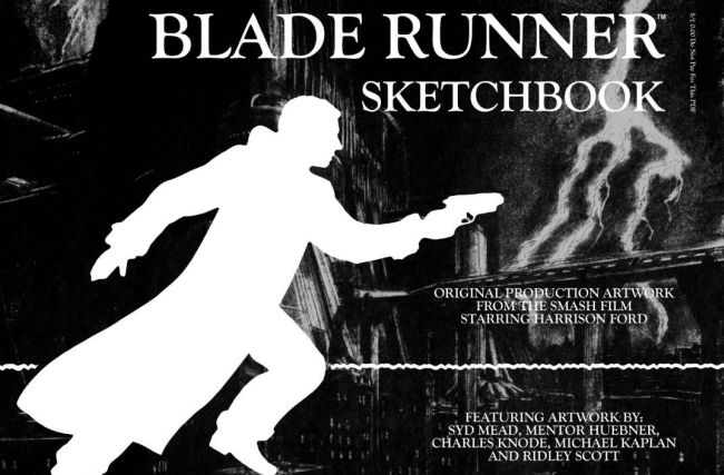 BladeRunner sketchbook