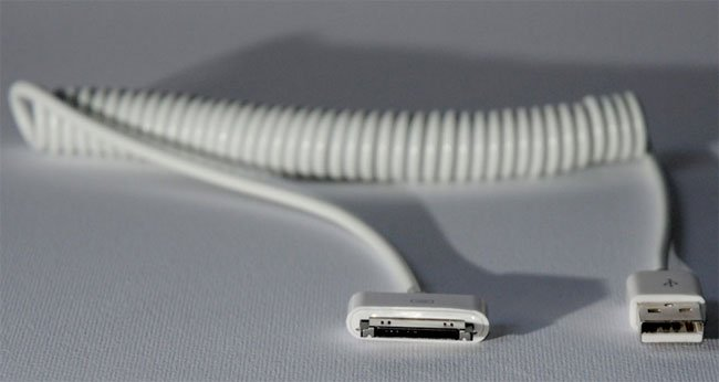 Curly Cable