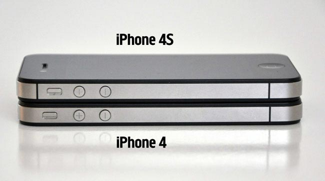 difference between iphone 4 and 4s the difference between iphone 4 and 4s 2973