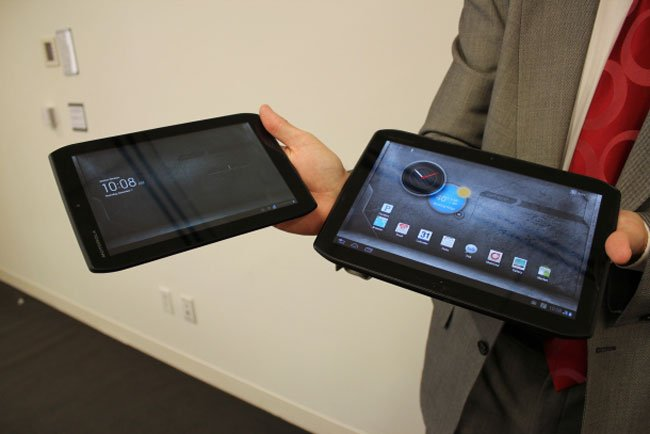 Droid Xyboard 4G Tablets