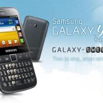 Samsung To Launch Dual SIM Galaxy Y Pro?