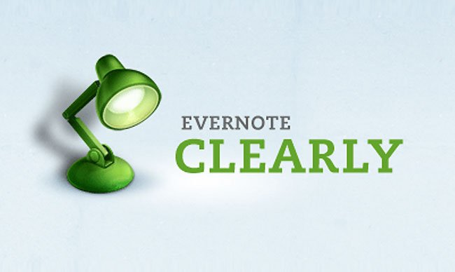 Evernote Clearly Firefox