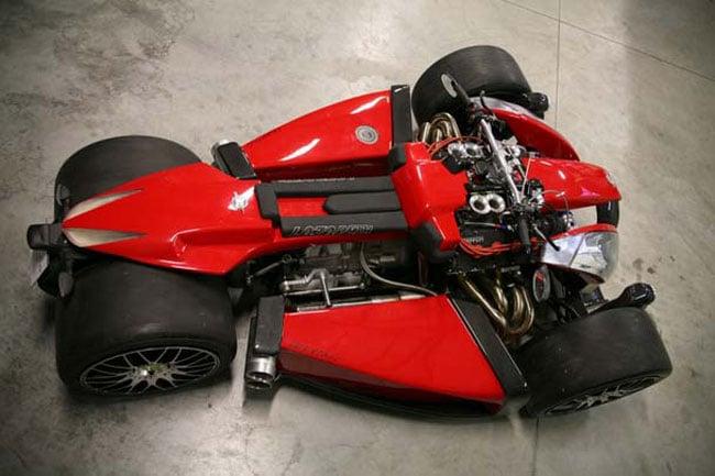 Ferrari Powered Quad Bike