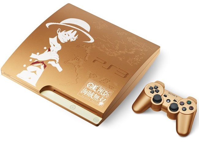 Gold PS3