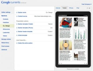 New Google Currents, Magazine Browser App For Android And iOS Launches (video)