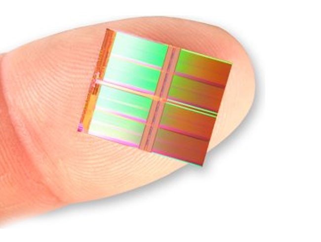 Intel & Micron Unveil 128Gb 20nm NAND Flash Device