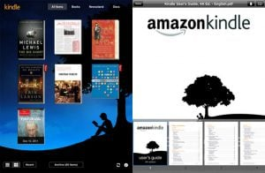 Amazon's Kindle App For iPhone, iPad And iPod Touch Gets Updated