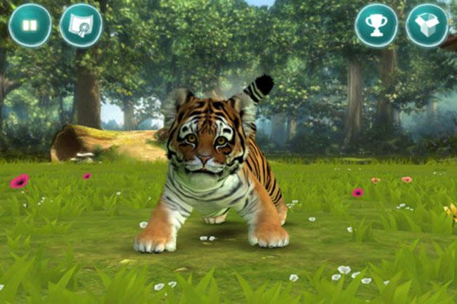 Kinectimals iPad