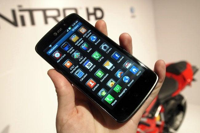 LG Nitro HD Hits AT&T December 4th