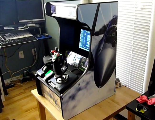 Lenovo X1 Arcade Dock Mod
