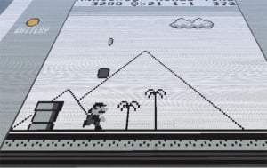 Minecraft Super Mario Land