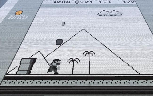 Minecraft Super Mario Land