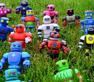 My Robot Nation Lets You Design And Build Your Own Robot Army