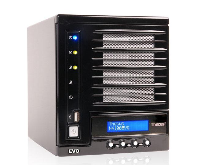 N4100 EVO NAS