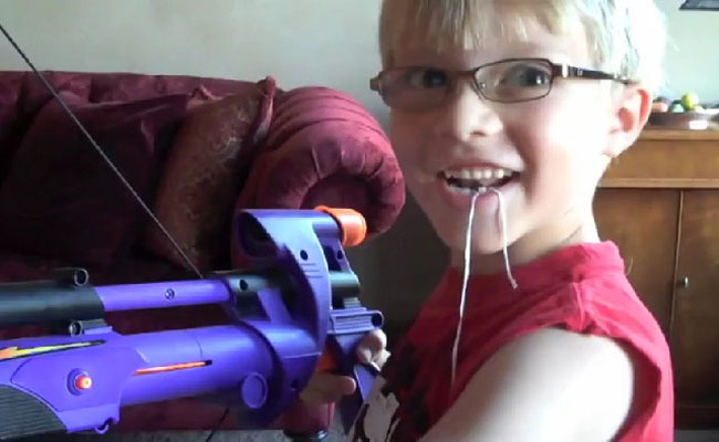 Nerf Big Bow Tooth