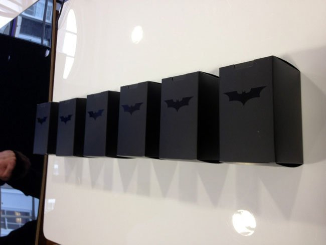 Nokia Lumia 800 Dark Knight Rises Edition Smartphone