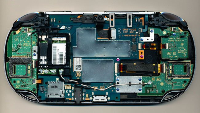 PS Vita Teardown
