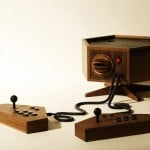 R-Kaid-6 Custom Retro Wooden Video Game Console