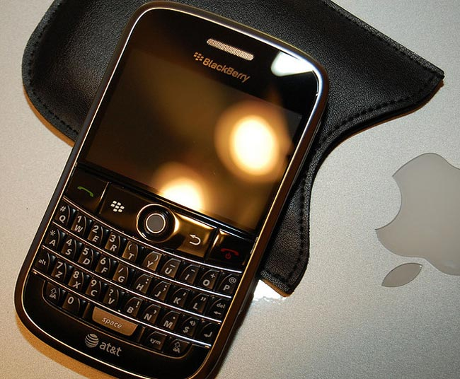No BlackBerry 10 Smartphones Until The End Of Next Year