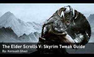 Skyrim Nvidia Tweak Guide