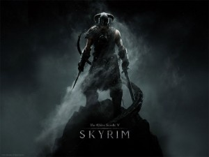Skyrim Takes Christmas Number One Spot