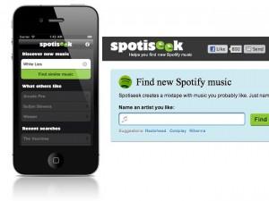Spotiseek Spotify Playlist Generator