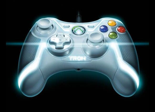 Tron Xbox Controller