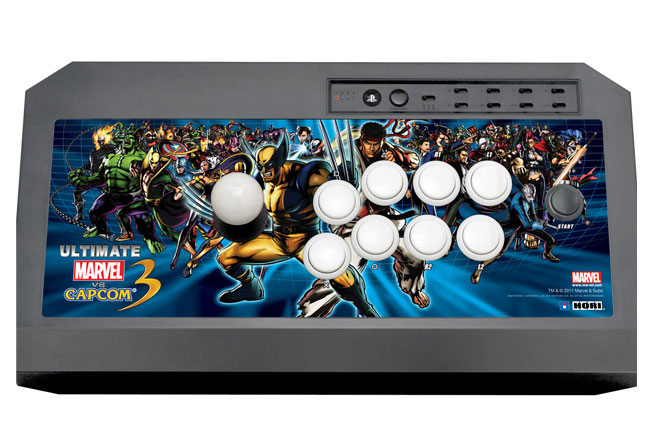 Ultimate Marvel vs Capcom 3 Fight Stick