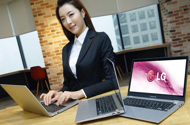 LG Announces Xnote Z330 Ultrabook