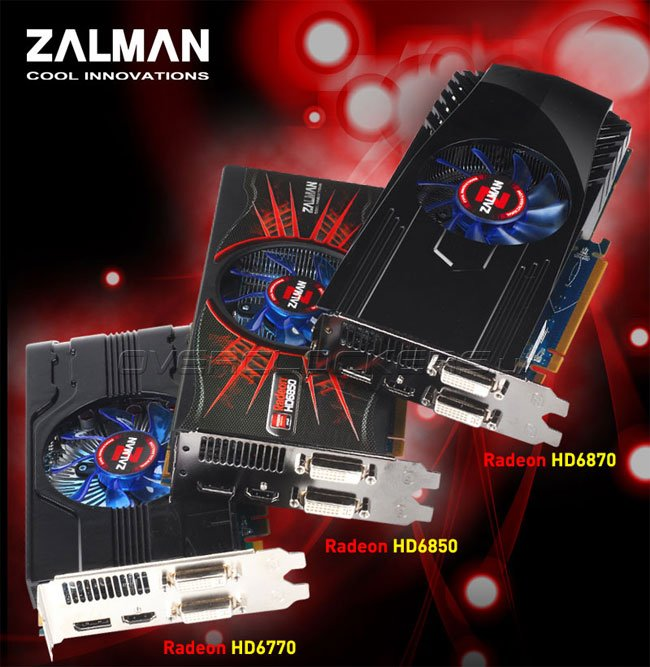 Zalman  Graphics Cards